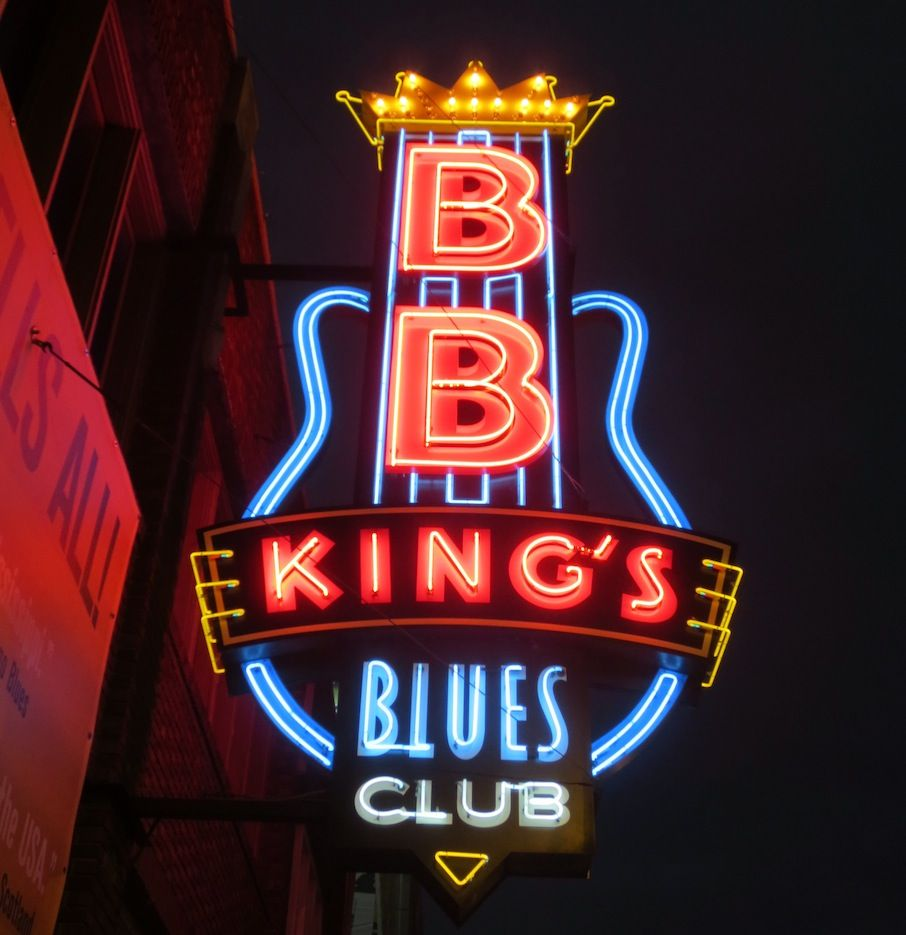 BB King's Blues Club, Memphis | Memphis, Memphis tennessee, Bb king