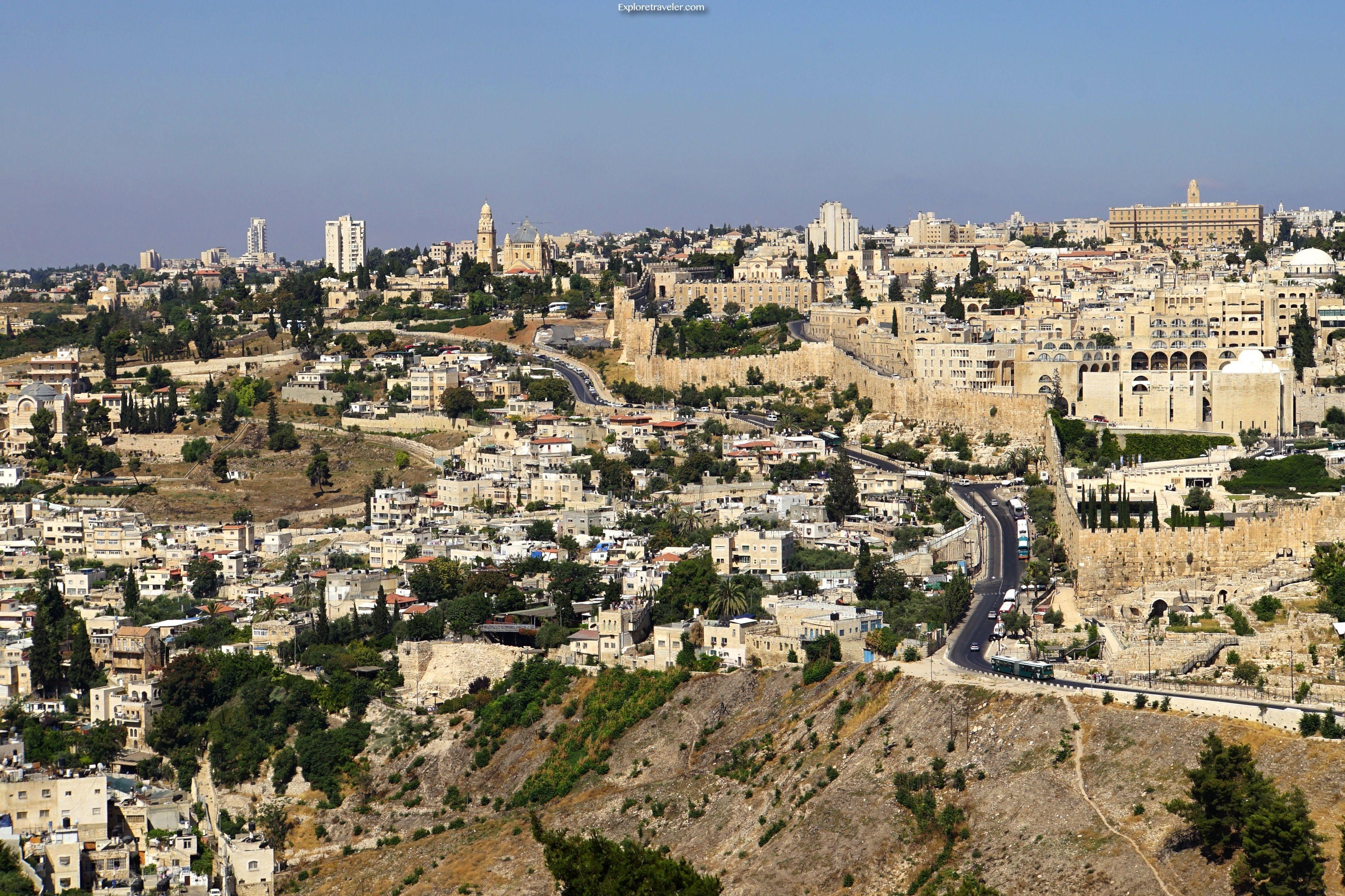 Mount #Zion The City of David #Israel | Beautiful ...