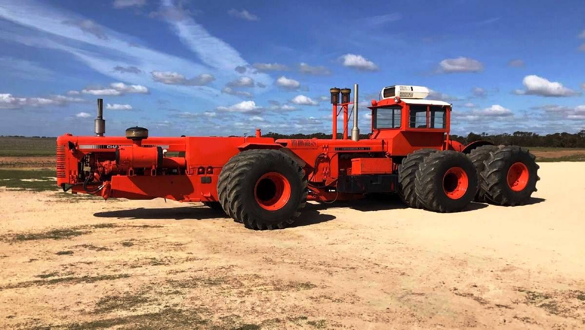 CHAMBERLAIN. A74, Twin Engine, Tractor. | Tractors ...