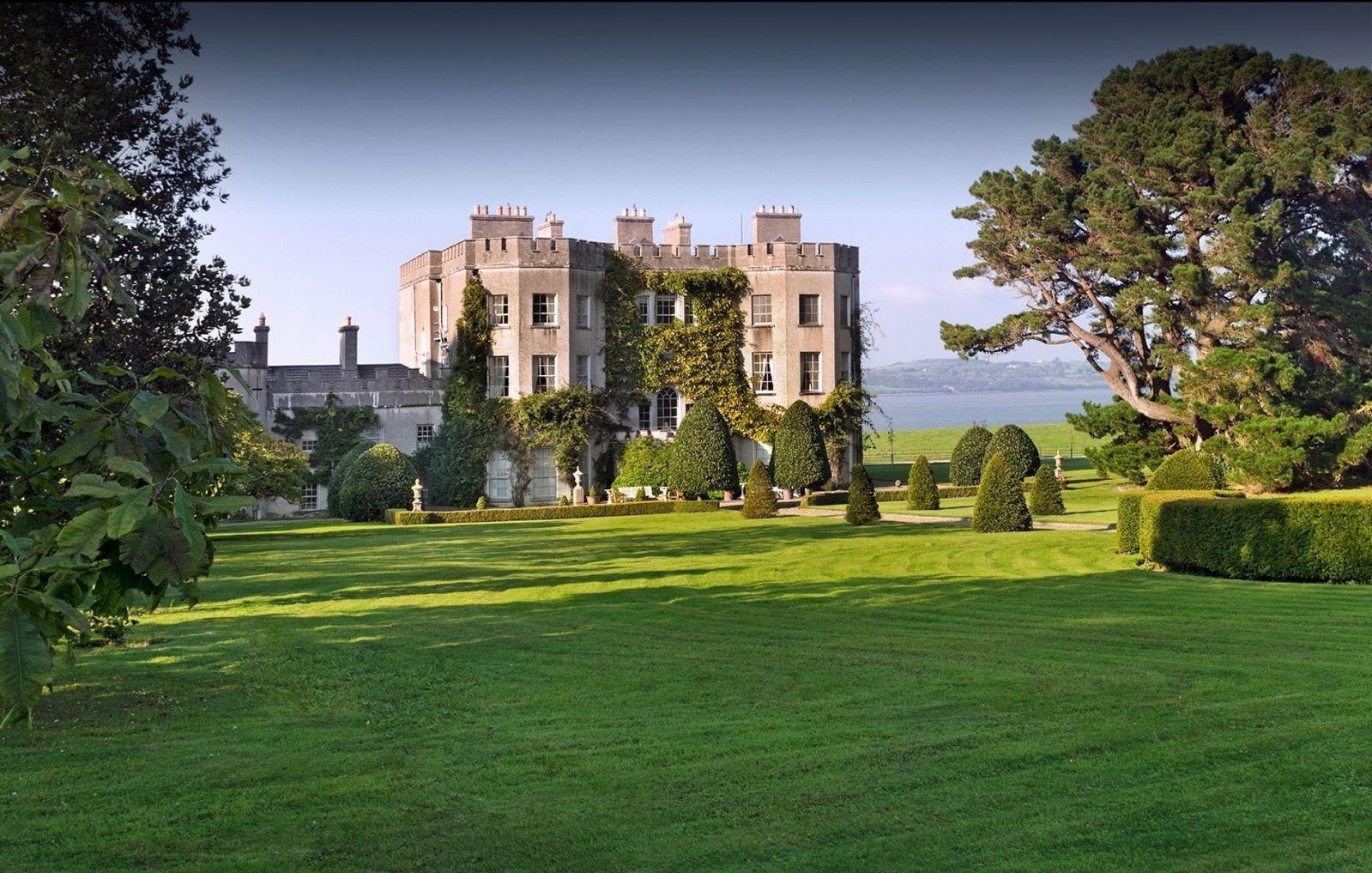 Glin Castle - County Limerick, Ireland (mit Bildern) | Irland