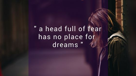 LEVERAGE YOUR FEAR (With images) | Fear, Inspirational quotes pictures, Word pictures
