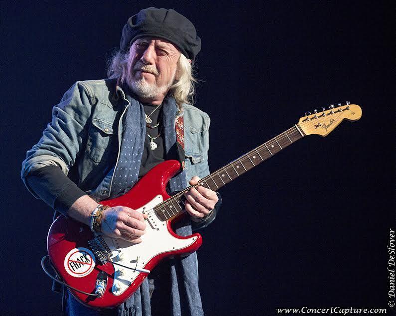 Brad Whitford, guitar player for Aerosmith & Whitford/St ...