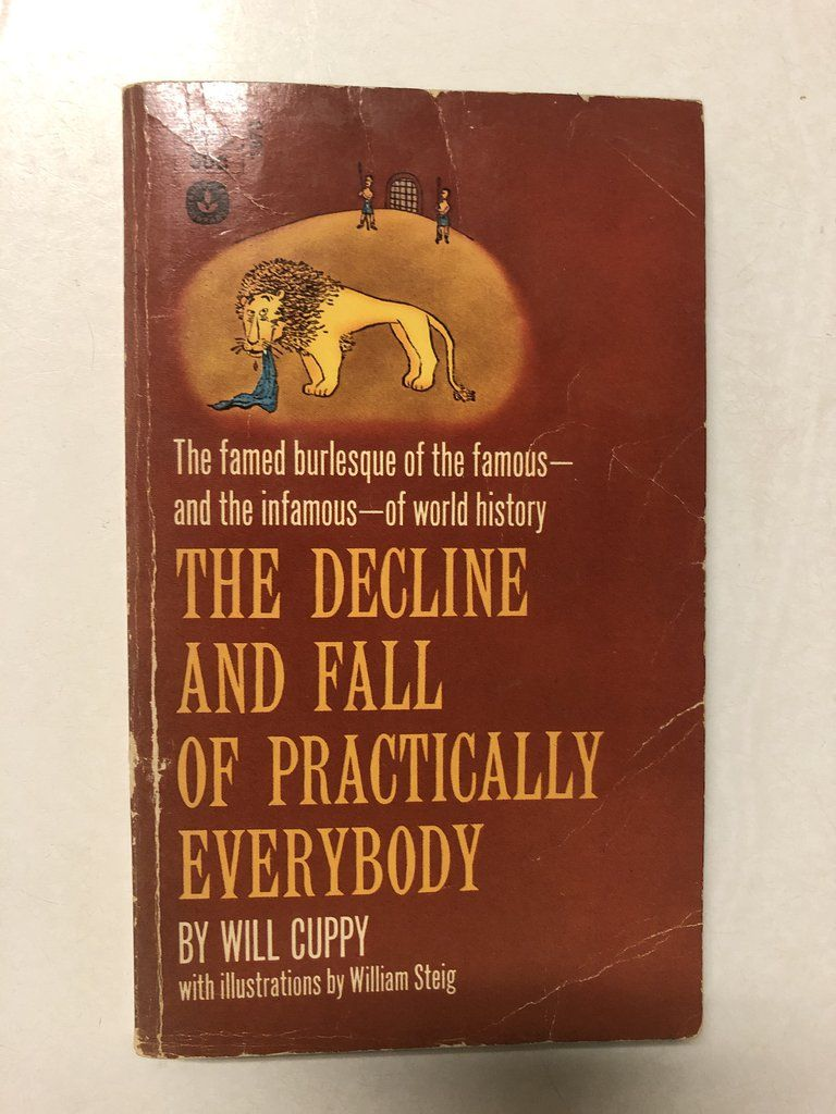 The Decline and Fall of Practically Everybody | Fall, Book ...