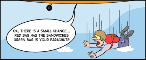 Top 13 change management comic strips | Change management ...