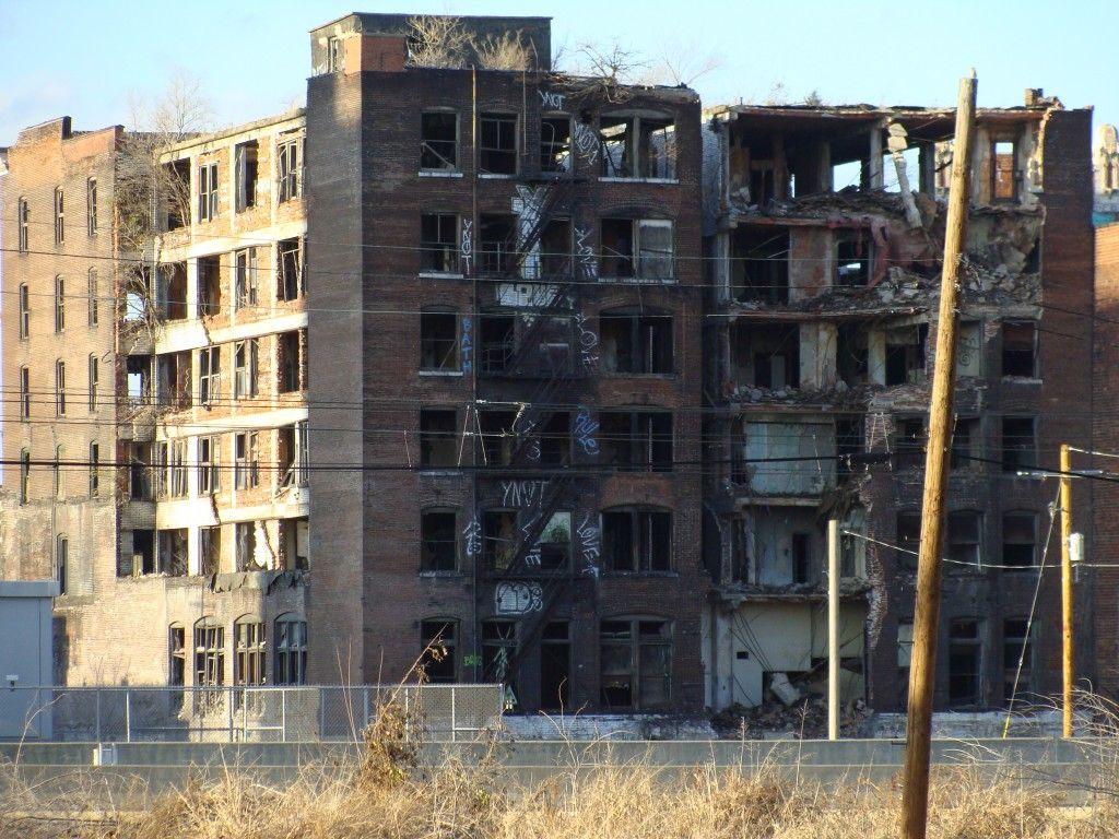 Murphy Building, Downtown East St. Louis | Building, East ...