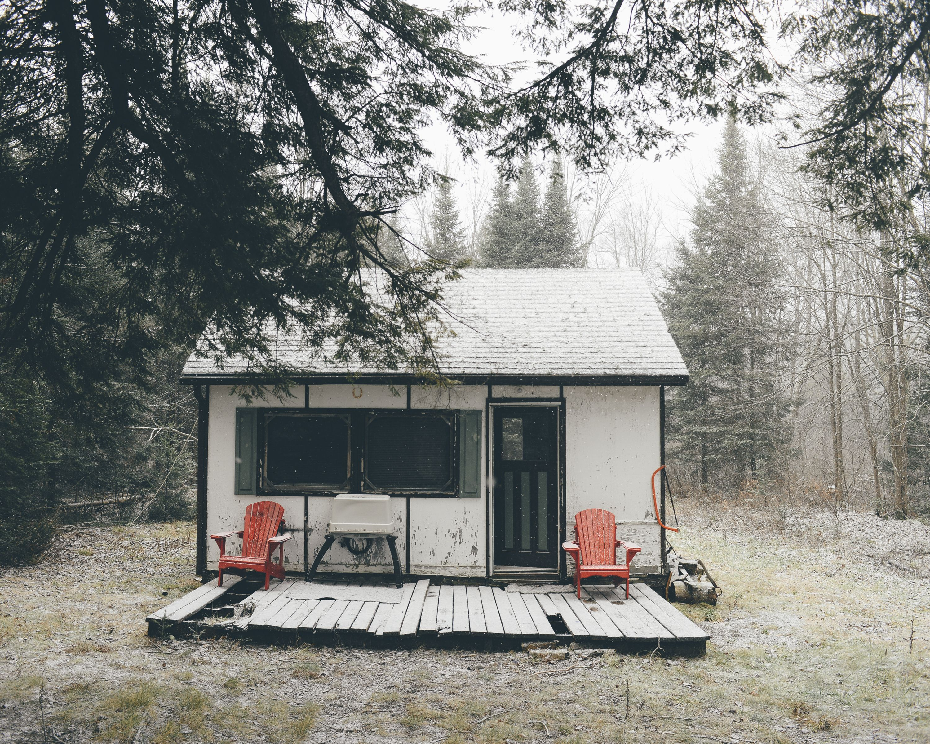 Obsessed With Cabins? You're Not Alone | Cabin, Tiny house ...