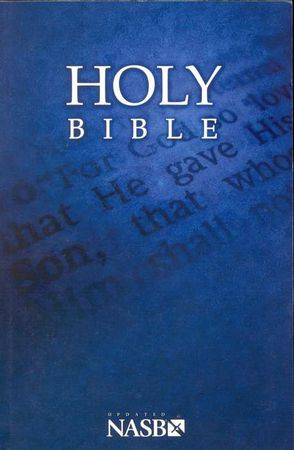 NASB Outreach Edition Trade Paper | Bible translations ...