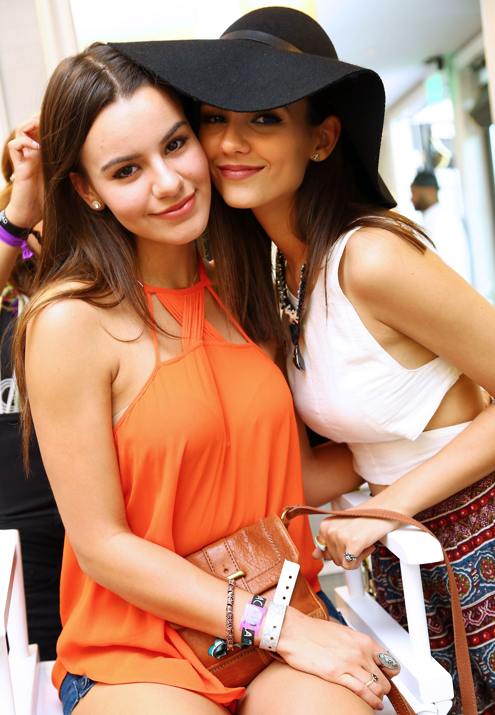 Madison Grace Reed and Victoria Justice | Victoria justice ...