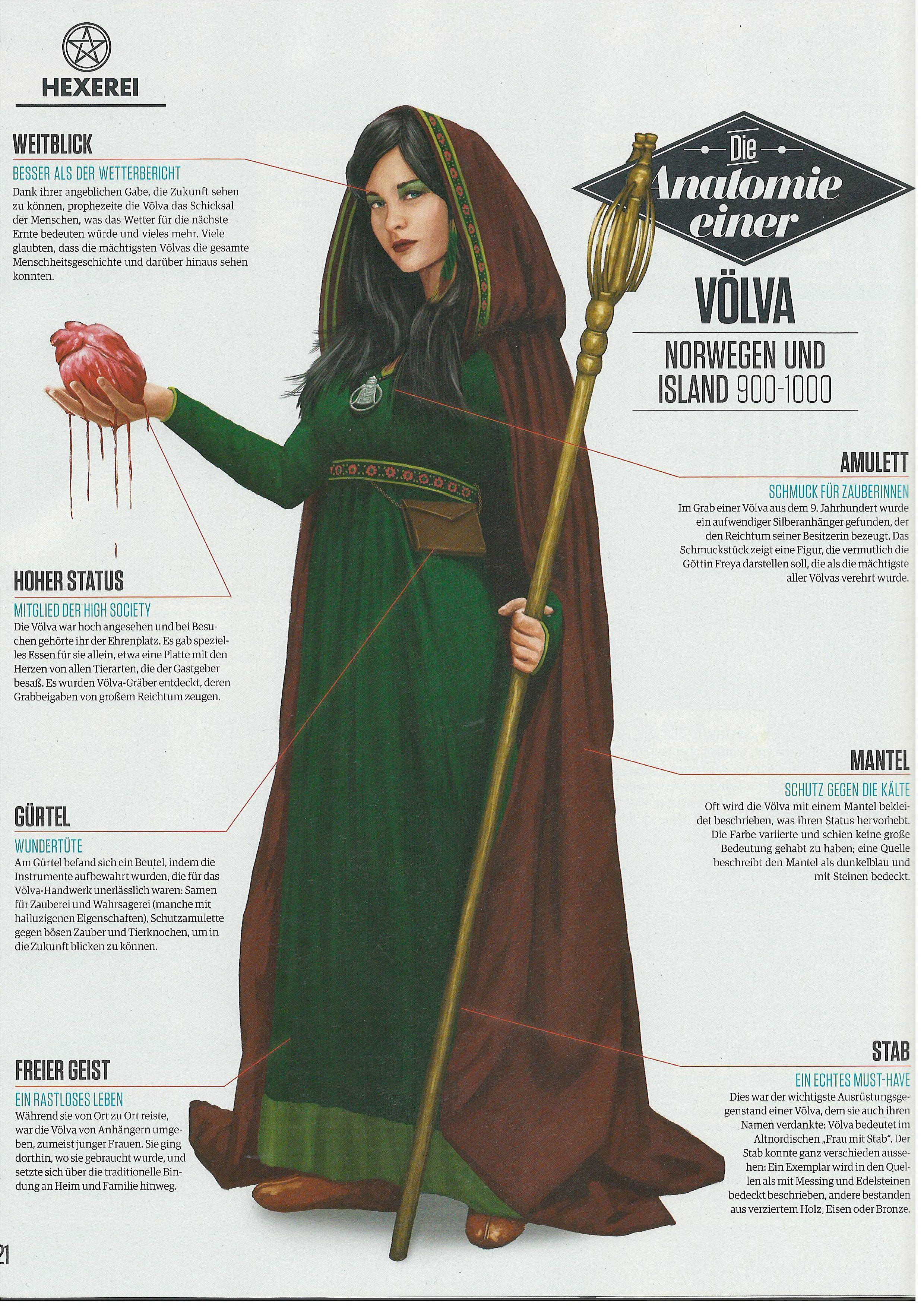 Image result for Völva | Norse goddess, Medieval witch ...