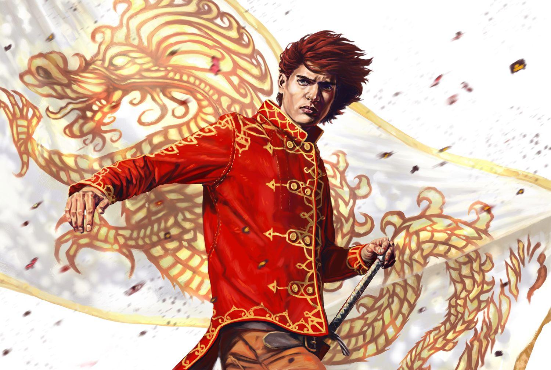 Rand al'Thor The Dragon Reborn - Archival Quality - Fanart ...