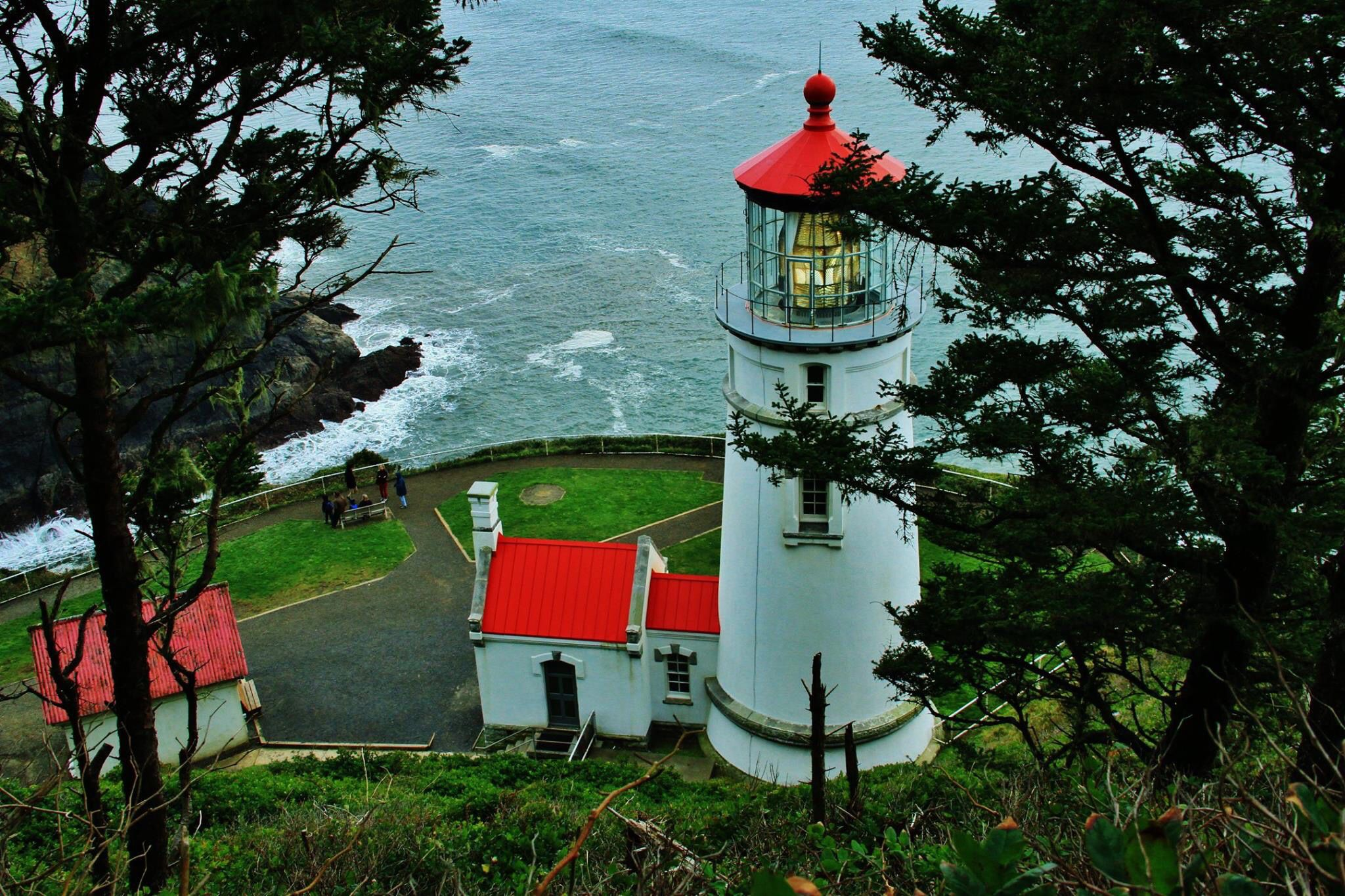 Hecta Head Lighthouse, Florence Oregon | Florence oregon ...