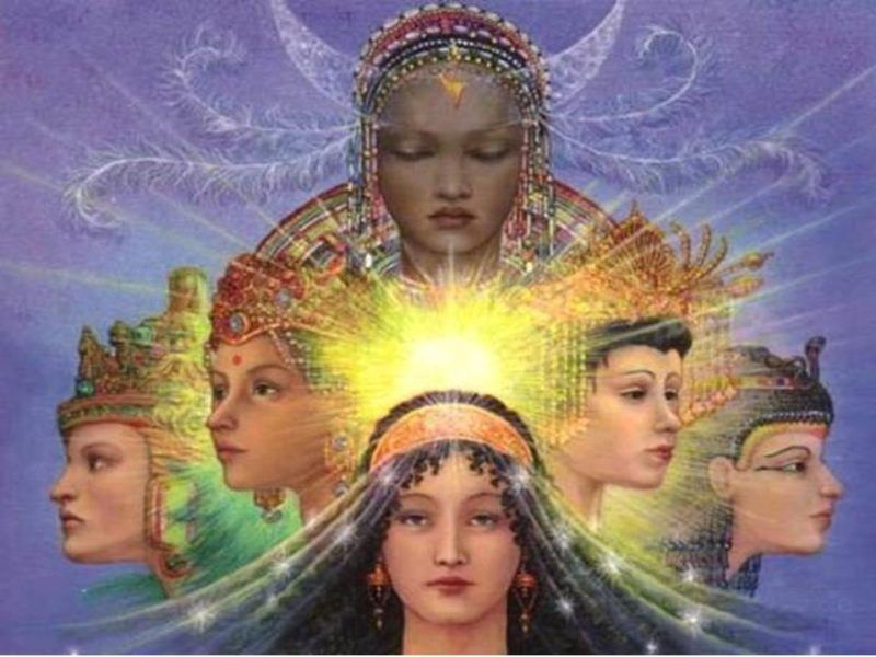 Which One Of The 12 Feminine Archetypes Are You? | Mother ...