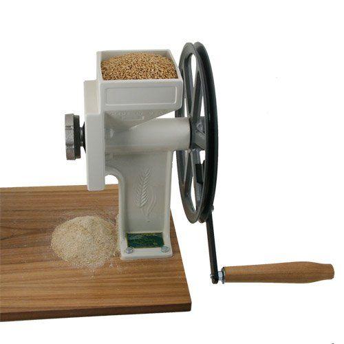 Country Living Hand Grain Mill : Amazon.com : Kitchen ...