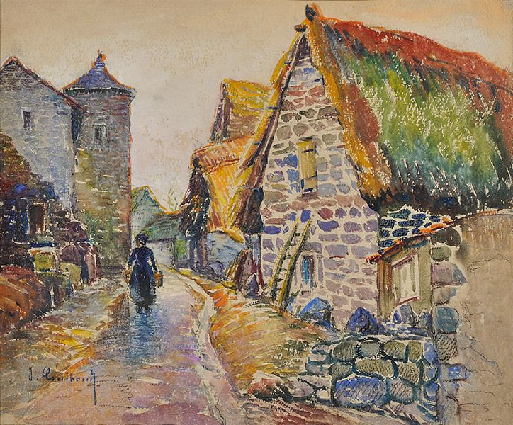 Musée des Peintres de l'Ecole de Murol(s) | Guiboud ...