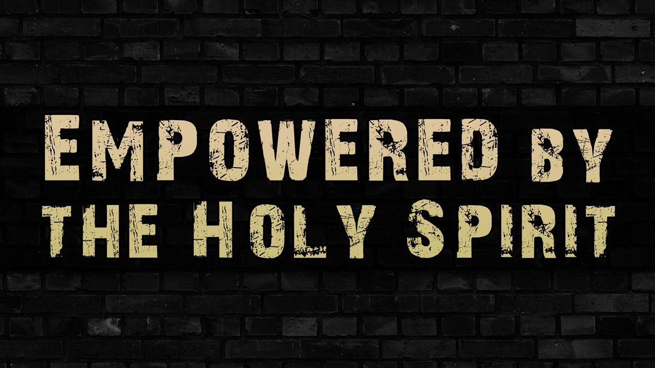 Empowered by the Holy Spirit - Paul Washer (With images ...