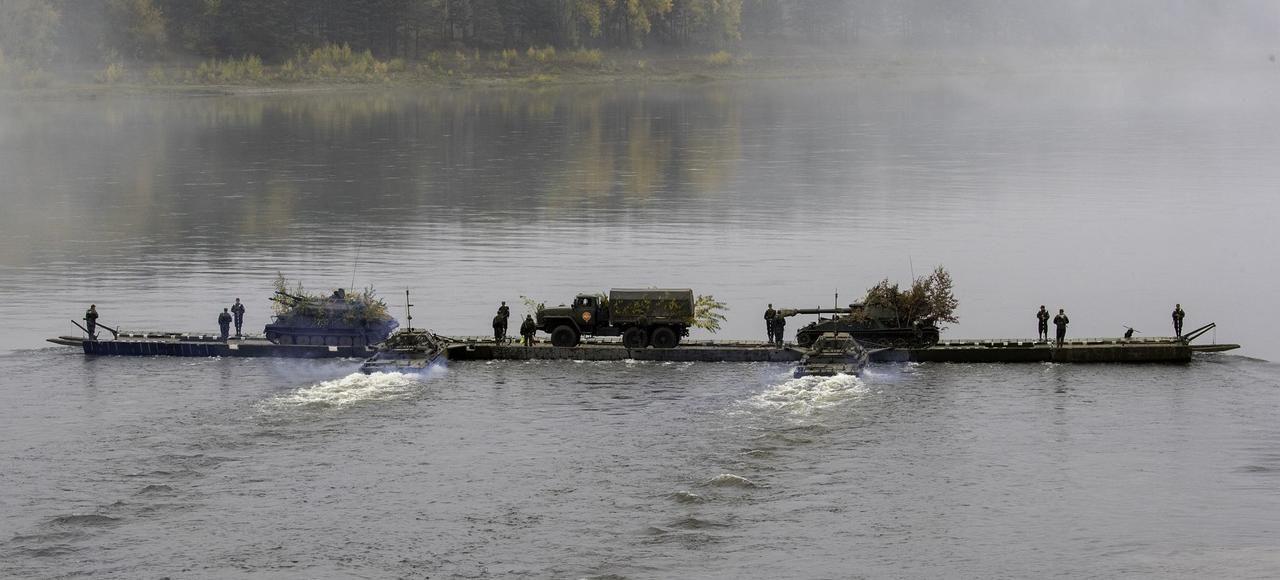 Avec l'armée russe, en manœuvre en Sibérie | Armée russe ...
