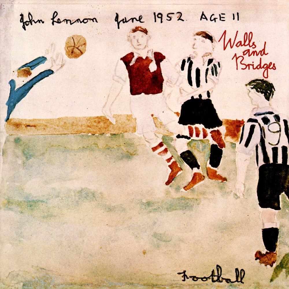 """Walls And Bridges"" by John Lennon | John lennon wall ..."