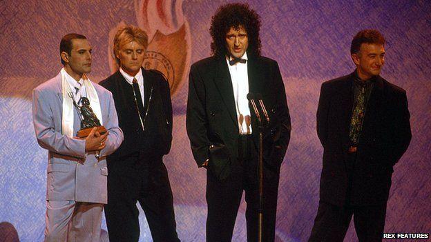 brit awards 1990 | Brit awards, Queen photos, Freddie mercury