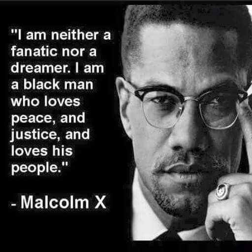 Pin by J Reid on Sept 2016 (With images) | Life quotes to live by, Inspirational people, Malcolm x
