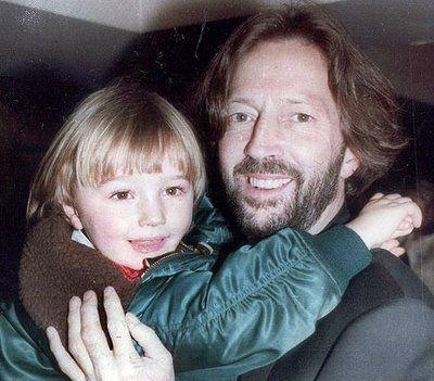 La muerte del hijo de Eric Clapton y el nacimiento de ...