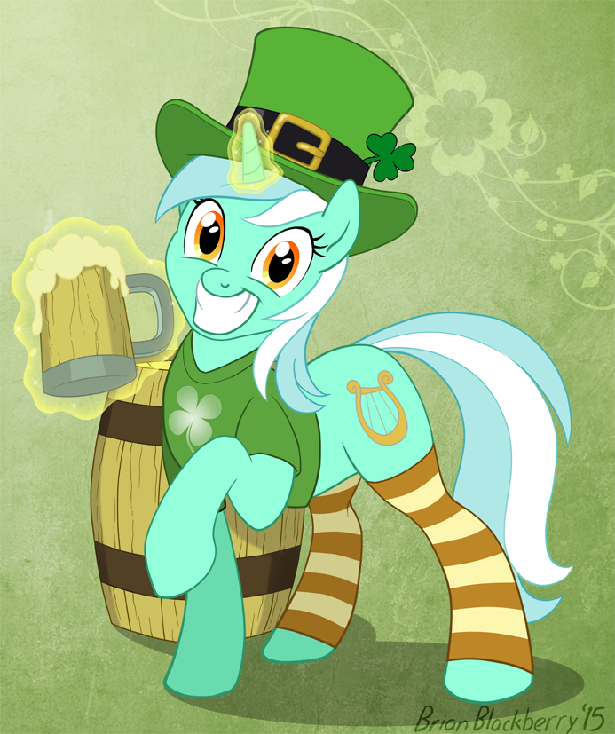 Drawfriend Stuff #1472 - Lyra for St. Patricks President | My lil pony, Mlp my little pony, My ...