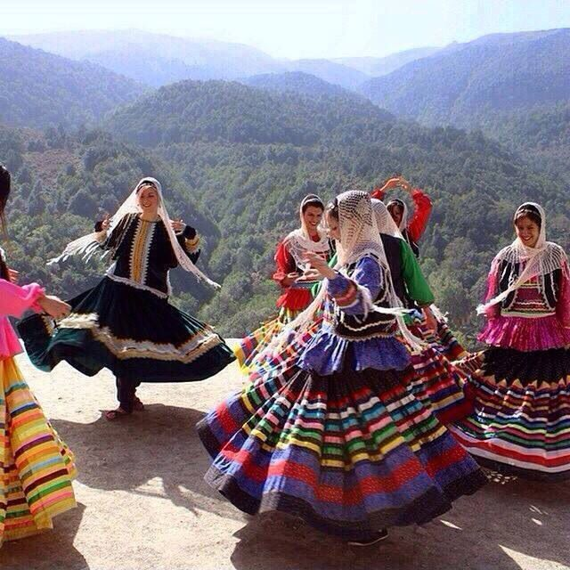 Dance,Gilan (With images) | Iran culture, Traditional ...