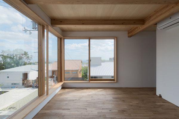 Relation by Tsubasa Iwahashi Architects | Japanese house ...