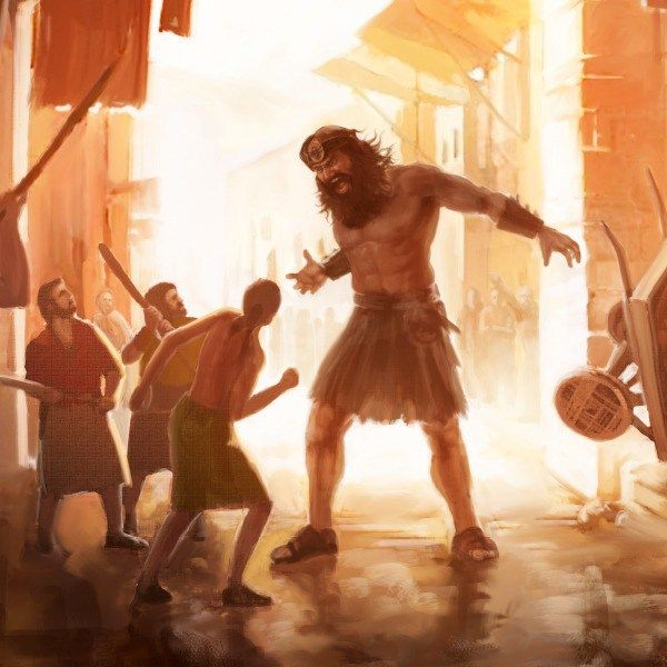 Chapter 13 | Nephilim giants, Giants in the bible, Nephilim