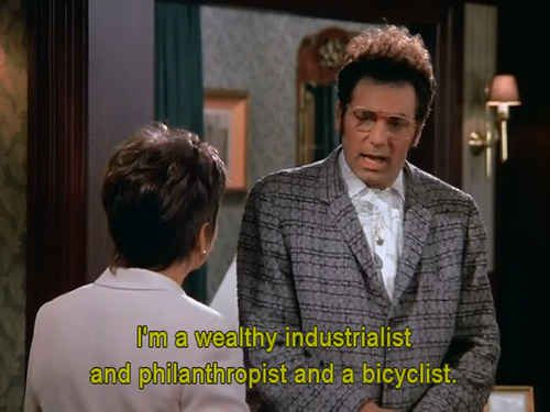 23 Life Lessons Cosmo Kramer Taught Us | Seinfeld quotes ...