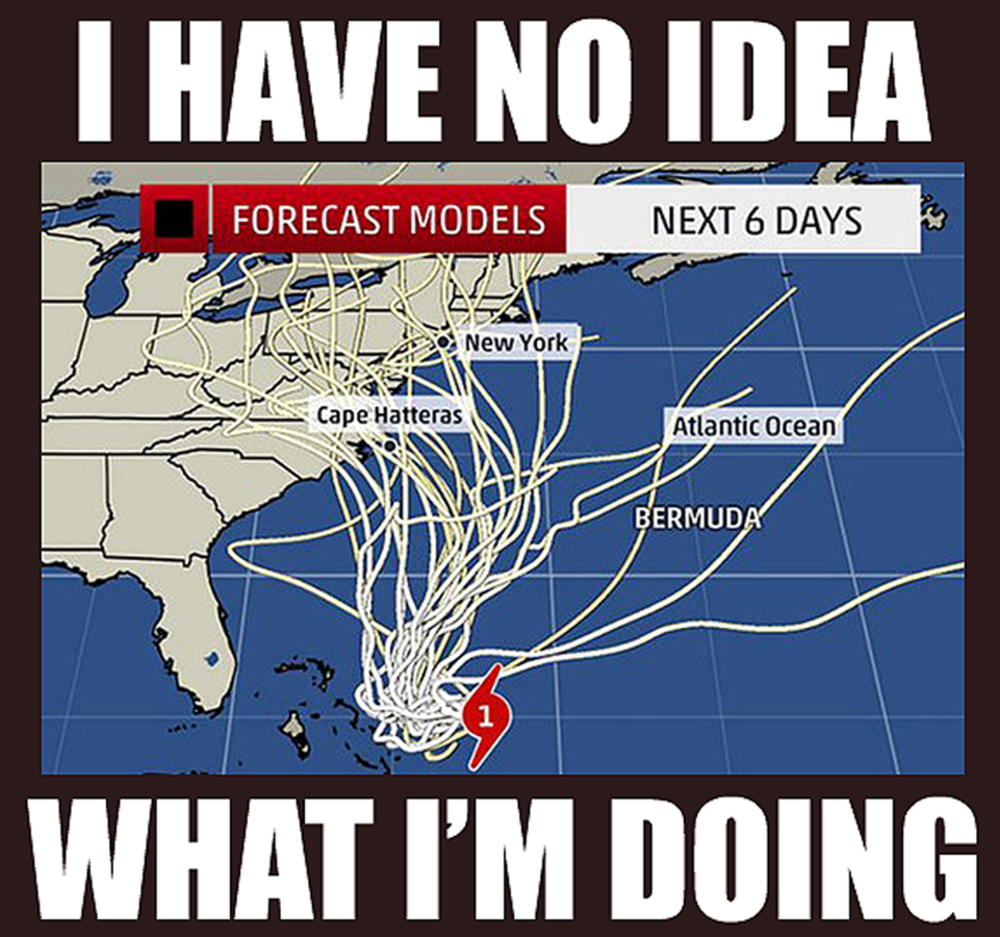 Hurricane Joaquin Spawns Storm Memes In Face Of Uncertain ...