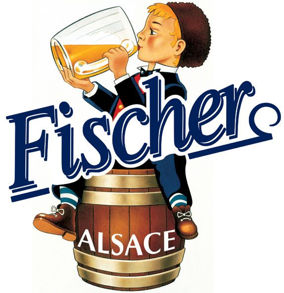 fischer beer france - Google Search | Logo bière, Biere ...