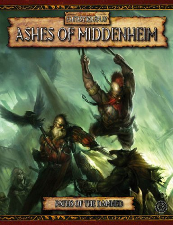 Paths of the Damned: Ashes of Middenheim (Warhammer ...