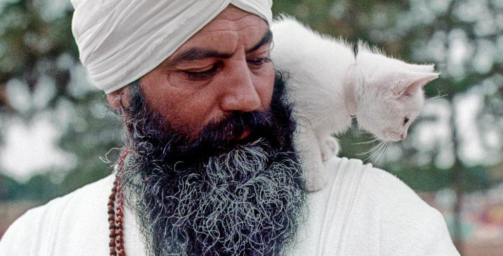 Yogi Bhajan (Harbhajan Singh Khalsa, 1929-2004) | Kundalini yoga, Kundalini, Yoga
