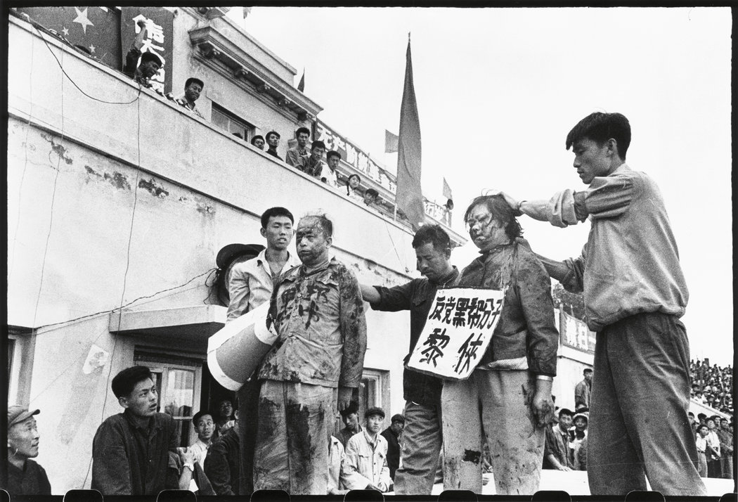 Li Zhensheng, photographer of China's Cultural Revolution ...