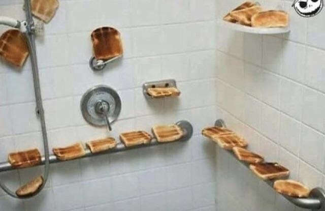 Cursed_toast : cursedimages