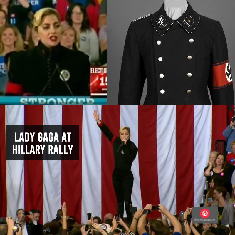 Lady Gaga - Could you imagine if Trump had anyone like ...