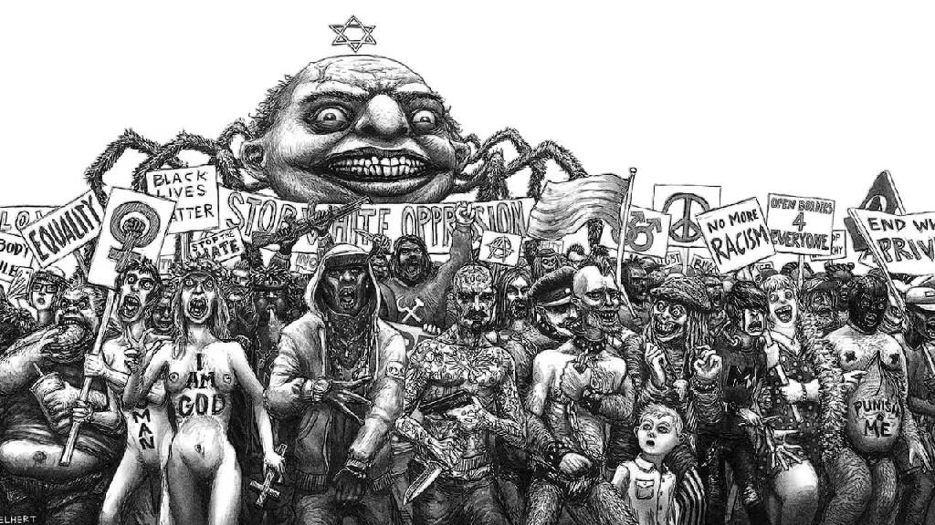 Cultural Marxism in a nutshell. : worldpolitics