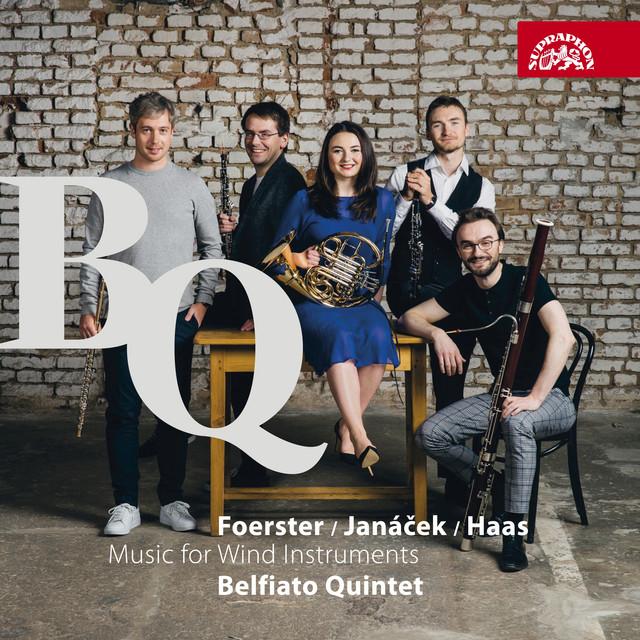 Janáček, Foerster & Haas: Music for Wind Instruments by ...