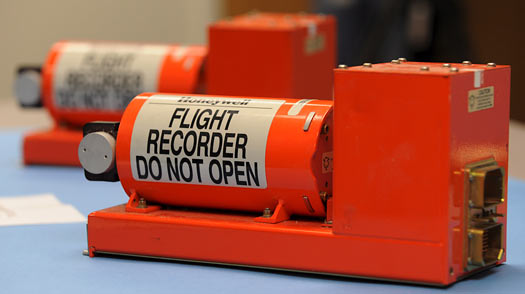 """flight data recorder - Why are FDR's called """"black boxes ..."""