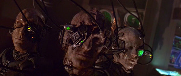 star trek - Why do all Borg look different? - Science ...