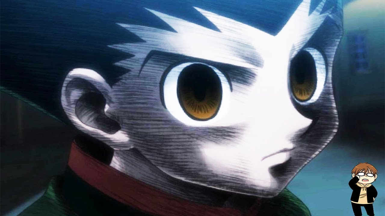 Hunter x hunter (2011) Episode 95 Review Gon Anger ハンターx ...