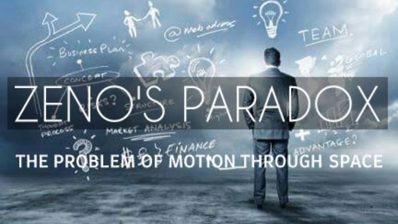 ZENO'S PARADOX - The problem of motion through space - YouTube