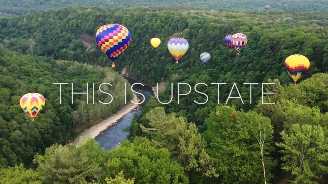This is Upstate New York - YouTube