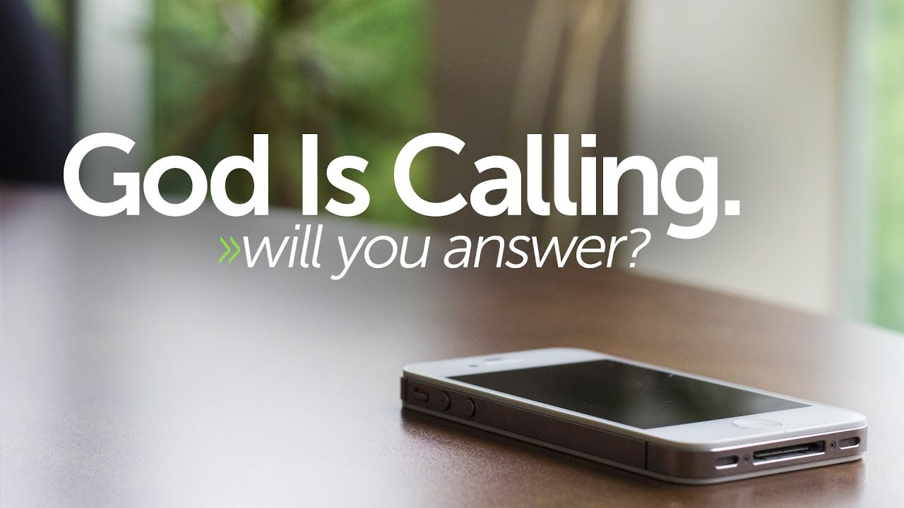 Beyond Today -- God is Calling: Will You Answer? - YouTube