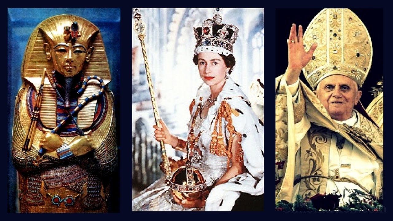 Egyptian Roots of British Royalty and Roman Catholic ...