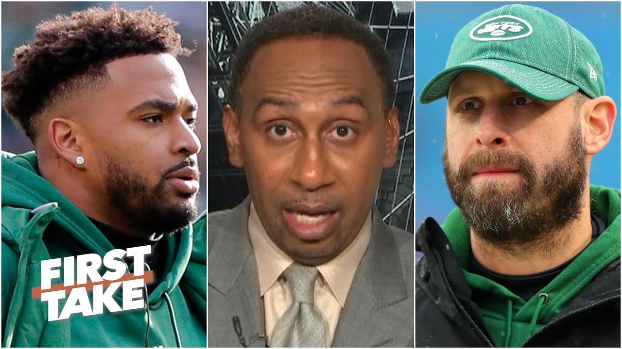 Stephen A.: Jamal Adams doesn't like Jets coach Adam Gase ...