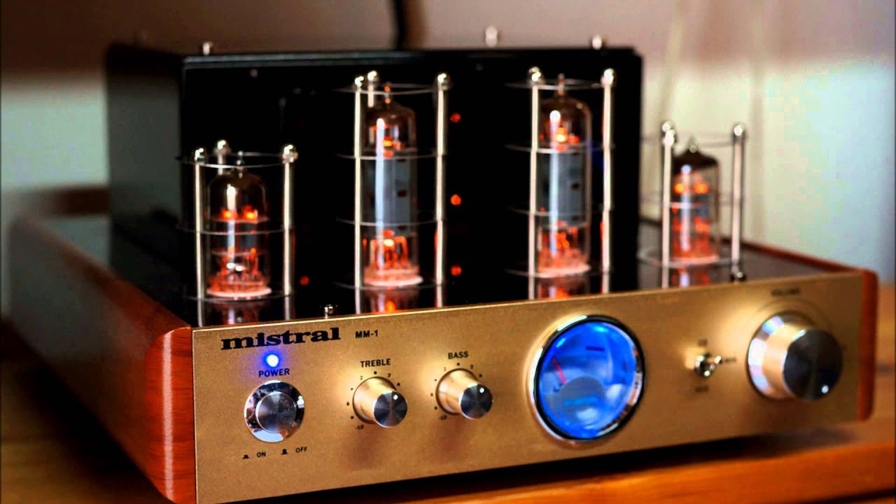 Mistral MM-1 Hybrid Tube Amplifier Modification: Before ...