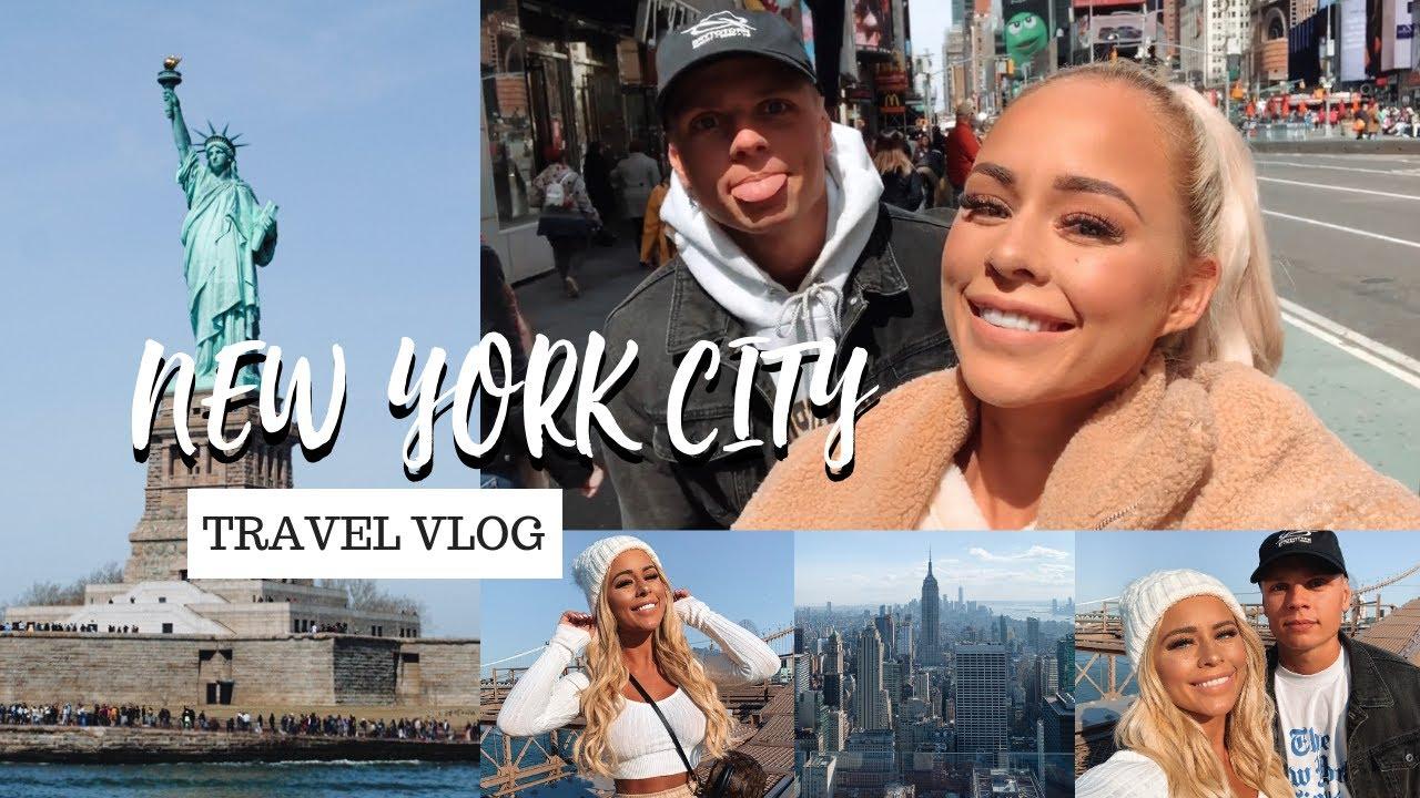 NEW YORK CITY VLOG - YouTube