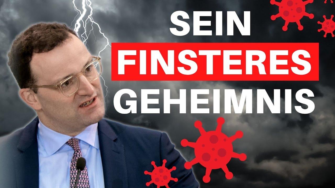 Corona-Wahnsinn: Jens Spahn rutscht die Wahrheit raus