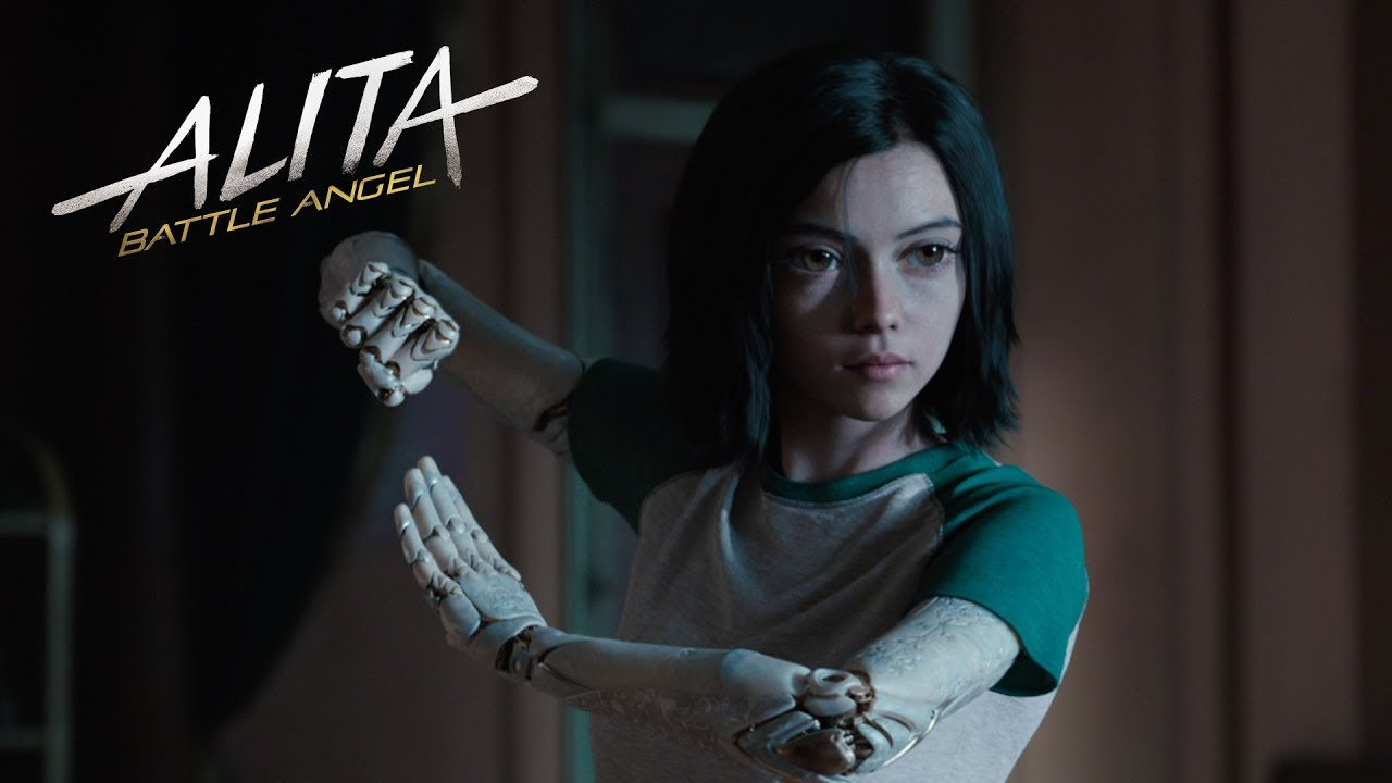Alita: Battle Angel | Two Visionaries, One Vision | 20th ...